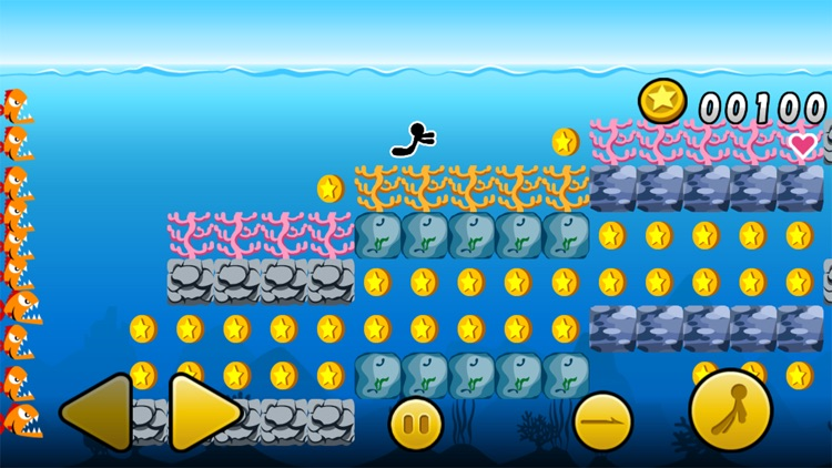 Swimming Coins screenshot-0