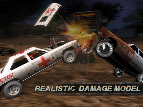 Скачать Demolition Derby - Crash Racing