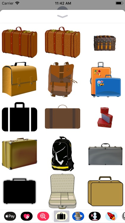 Luggage Stickers screenshot-0