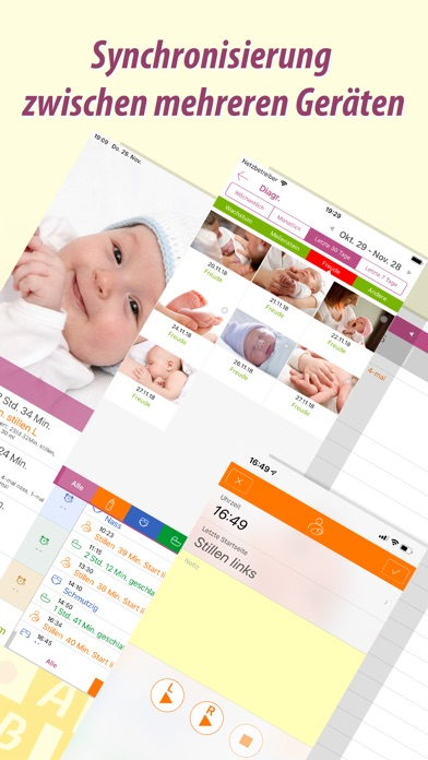 Screenshot for Baby Tracker in Germany App Store