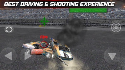 War Car - Crash Arena screenshot 2