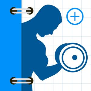 Fitness Buddy+ Gym Workout Log app