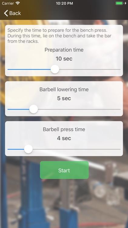 Bench Press 16 weeks screenshot-7