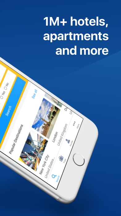 Screenshot for Booking.com Travel Deals in Azerbaijan App Store