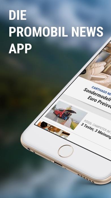 Promobil News app image