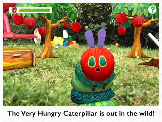 My Very Hungry Caterpillar AR screenshot 6