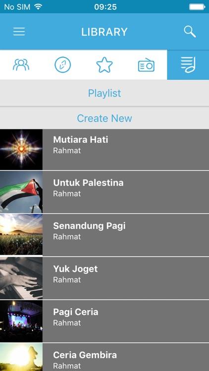 Amplitude Music screenshot-4