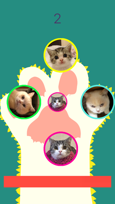 CopyCat - Cute Cats (Marbles and Sesame) Matching screenshot four
