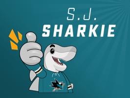 S.J. Sharkie Sticker Pack