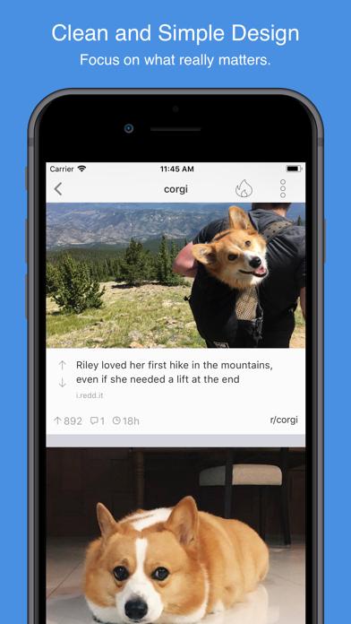 Advanced for reddit : iPhoneアプリランキング