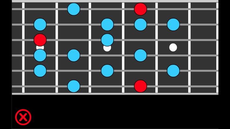 Guitar Scales PRO screenshot-4