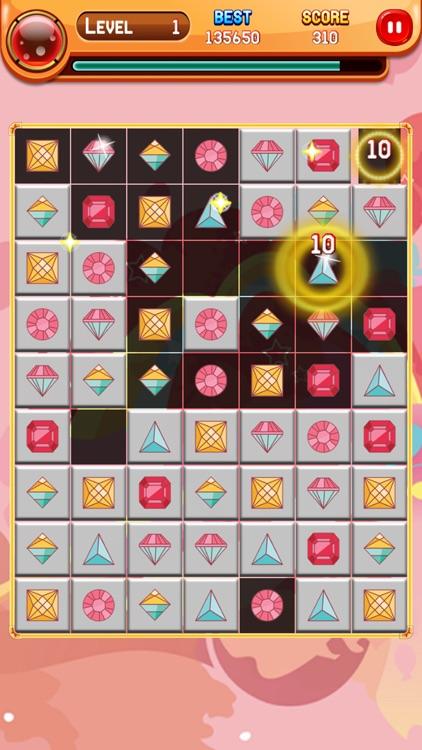 Jewel Puzzle Funny screenshot-4