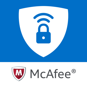 McAfee Safe Connect - WiFi Privacy & VPN Proxy app