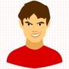 Man Emoji : Animated Stickers