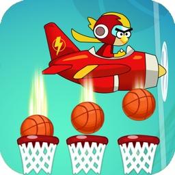 Basket Birds - The Space Shoot