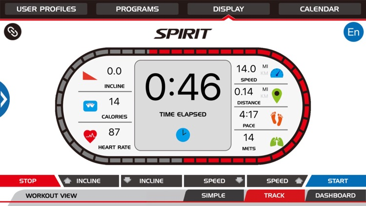 Spirit fit screenshot-2