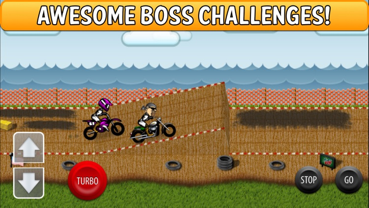 Speedy Biker Xtreme screenshot-2