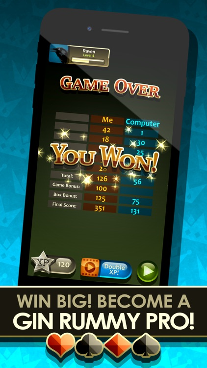 Gin Rummy Royale! screenshot-4