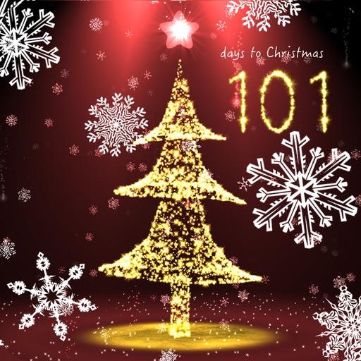 Christmas Countdown 3D Tree