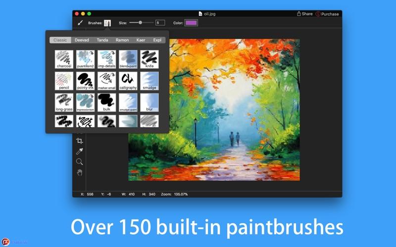 New Paint X Screenshot