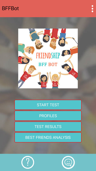 BFF Friendship Test: BFFBot screenshot 5