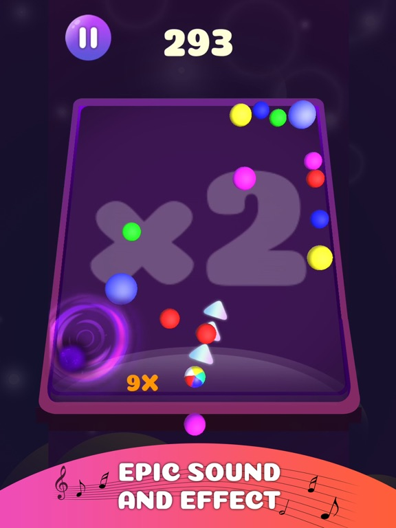 Merge Ball By Color screenshot 8