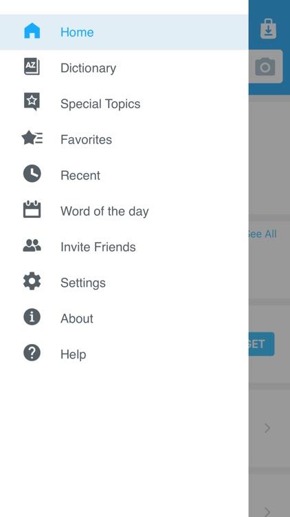 Oxford Chinese Mini Dictionary screenshot-3