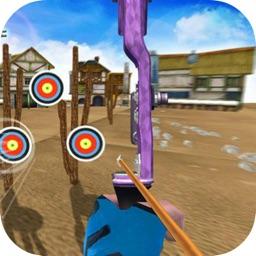 Bow King Shoot Target