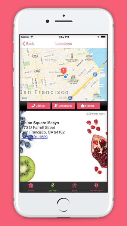 Pinkberry screenshot-4