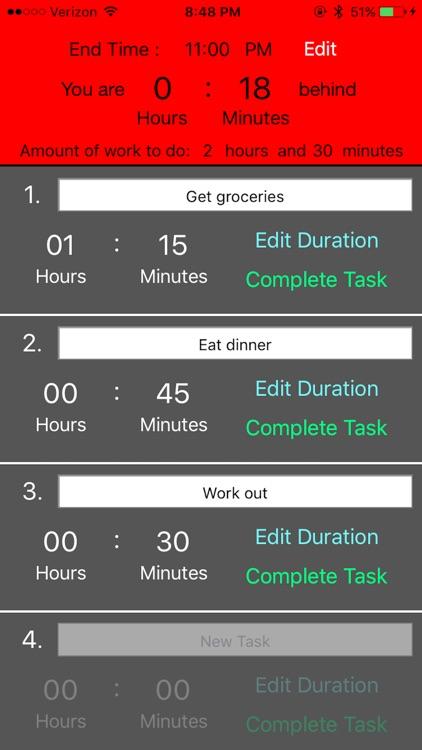 KeepUp : To-Do List + Timer screenshot-4