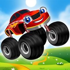 Monster Trucks Kids Racing Game 4+