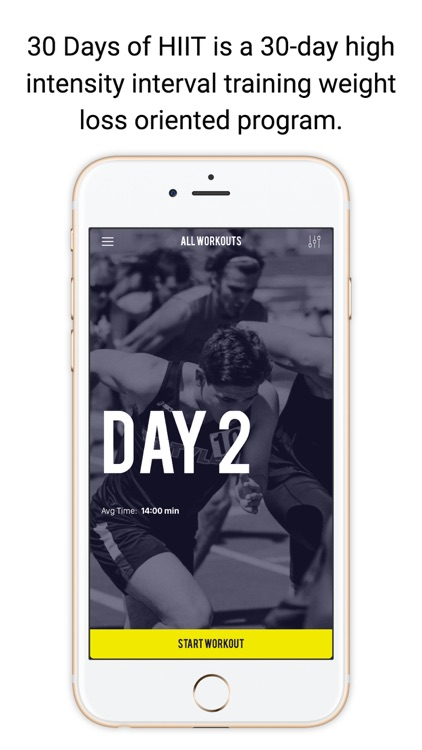 HIIT - 30 Days of Challenge