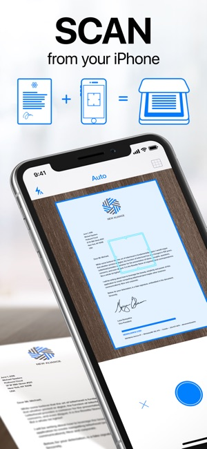 Scanner app scan pdf document on the app store screenshots malvernweather Images
