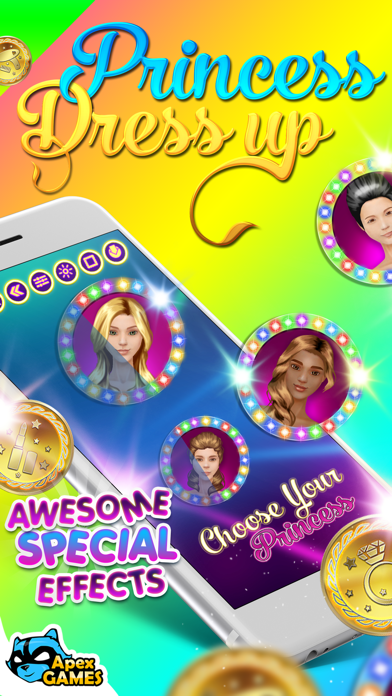 Dress Up City Fashion Games screenshot three