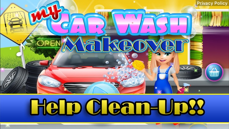 My Car Wash Makeover