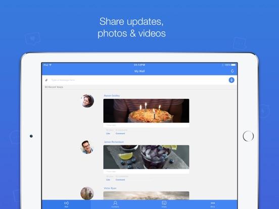 YapApp screenshot