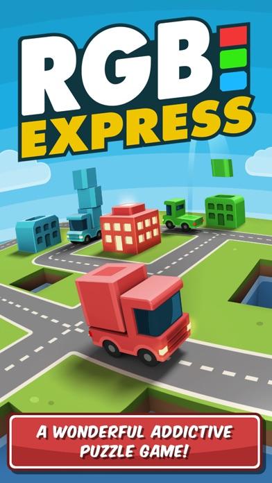 RGB Express Screenshots