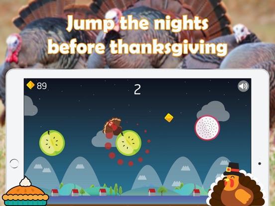 Thanksgiving Jumping Turkey screenshot 8
