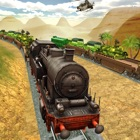 US Army Train Simulator Game icon
