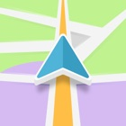 GPS Brasil: Navegador Offline icon