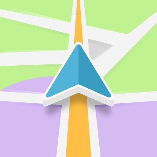 GPS Brasil: Offline navigation