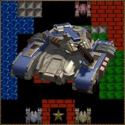 Infinity Tank Battle - Avenger