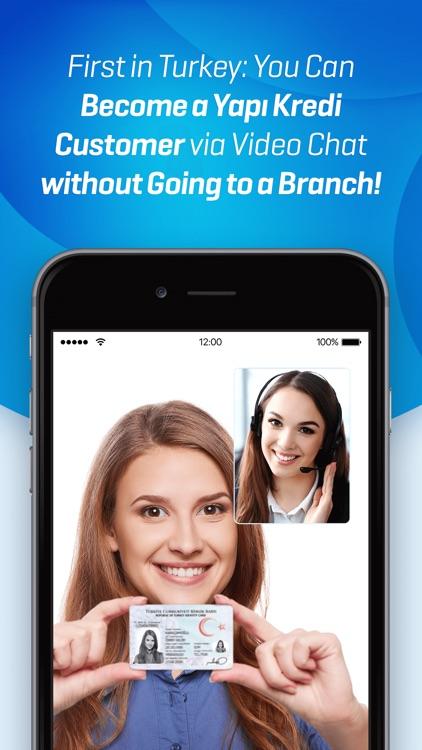Yapı Kredi Mobile screenshot-0
