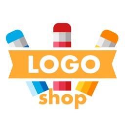 Logo Shop Creator - Logo Maker