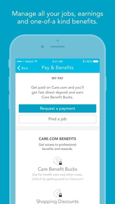 Care.com app image