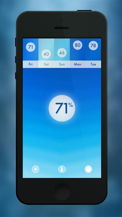 Haze ~ Weather Forecasts Скриншоты4