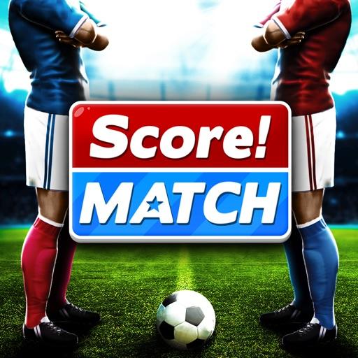 Score! Match app for ipad