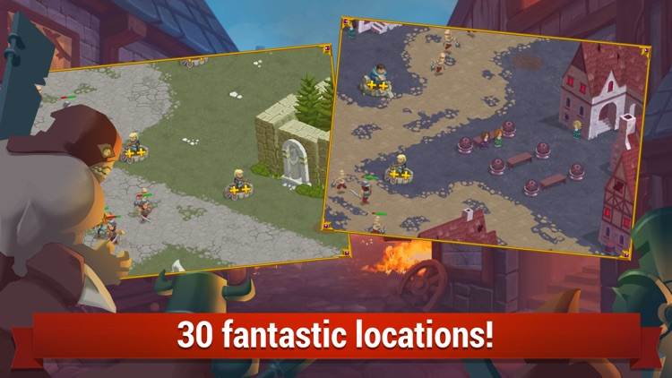 Syndicate Heroes TD screenshot-4