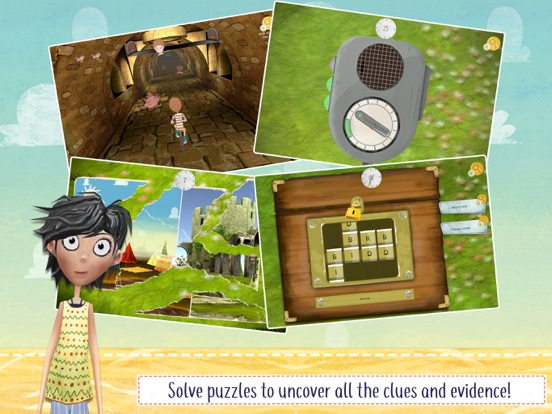 The Famous Five Adventure Game screenshot 3