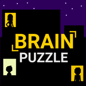 Brain Puzzle: woody happy love